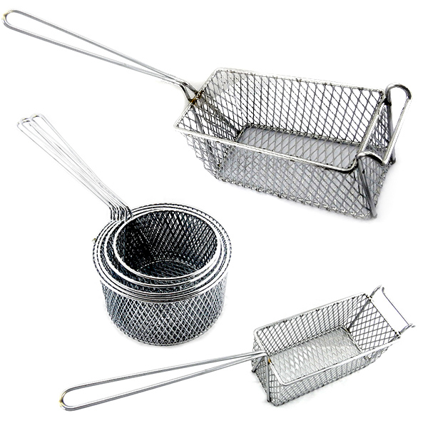 Fish Fryer Baskets