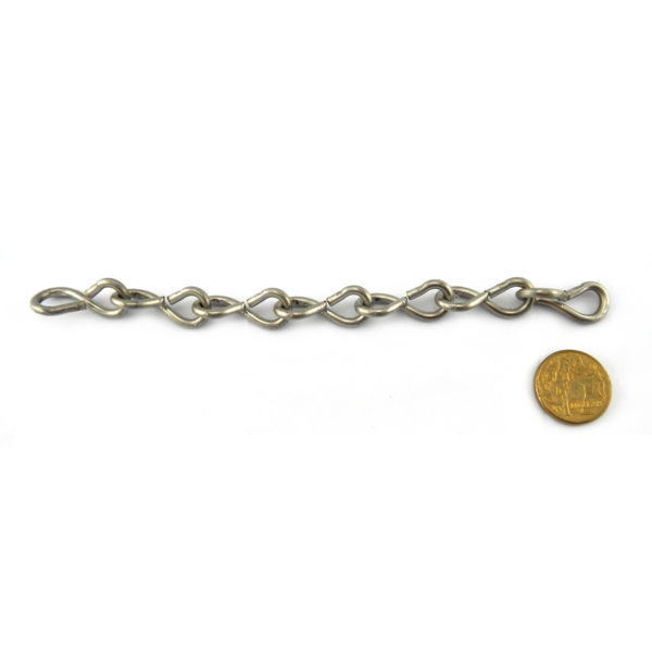 Jack Chain Stainless Steel 316 3.15mm