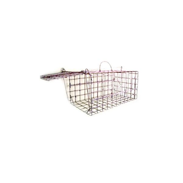 Wire animal traps - possom trap