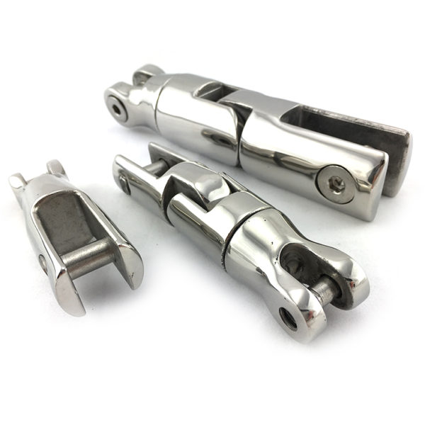 Swivel Anchor Connector and Fixed Stainless Steel