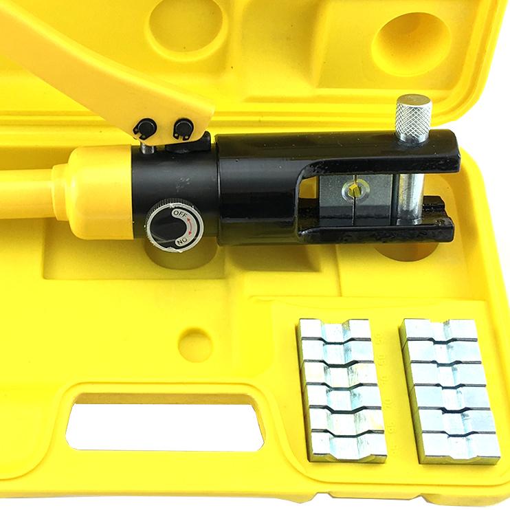 hydraulic swage machine