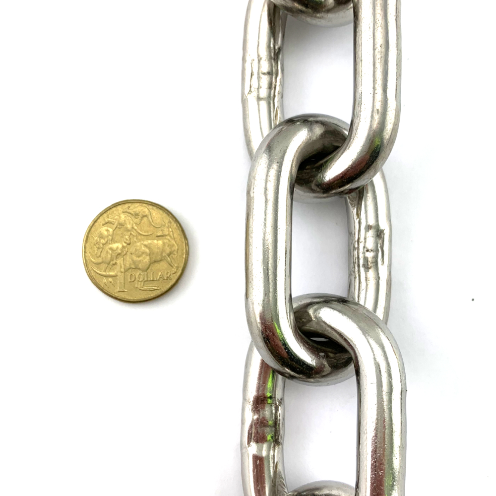 Welded Link Stainless Steel Chain supplies. Welded Chain ...
