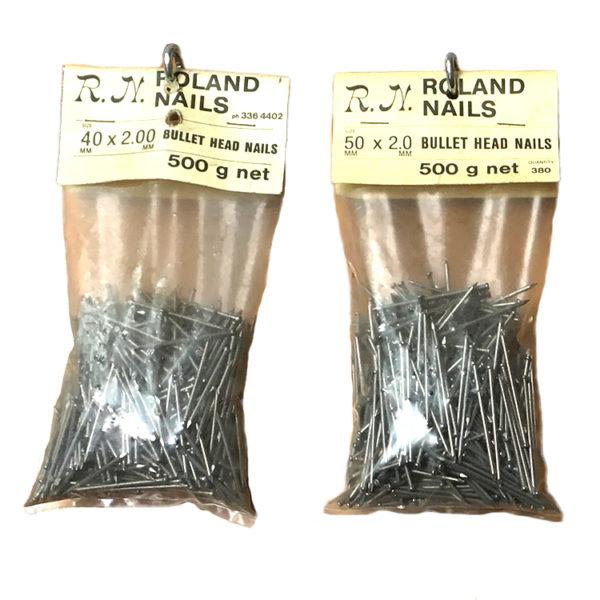 Bullet Head Nails